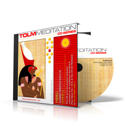 Tree Of Life Guided Meditation CD -Heru