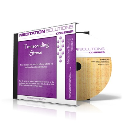 Meditation Solutions CD 2 - Transcending Stress