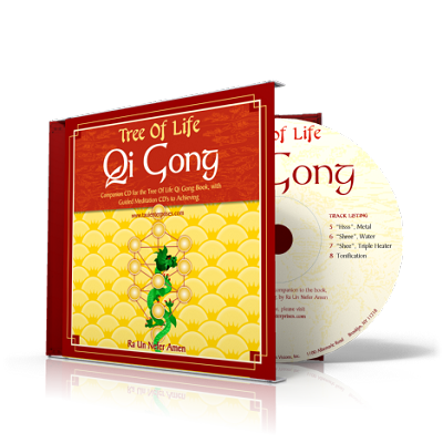 Tree Of Life Qi Gong CD - Healing Sounds